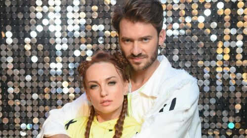 Виктория Булитко, Дикусар, танцы, роман, фото