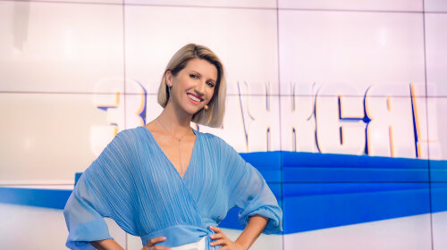 Аніта Луценко стала ведучою нового ток-шоу