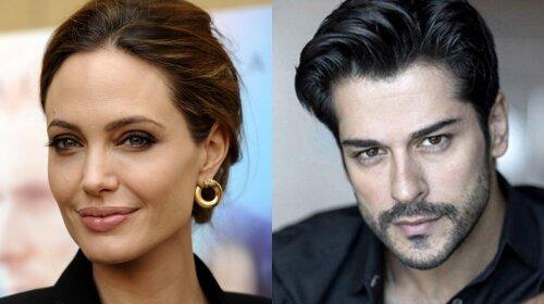 Анджелина Джоли и Бурак Озчивит: мировые звезды кино оказались на одном подиуме