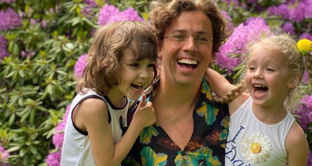 Лиза Галкина, дети звезд, стих, видео