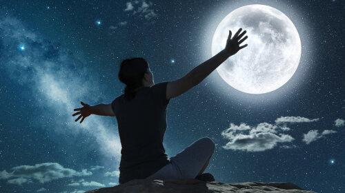 Ритуал исполнения желаний на новолуние