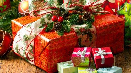 подарок, подарок на новый год, подарок брату