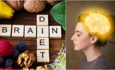 Продукти для мозку