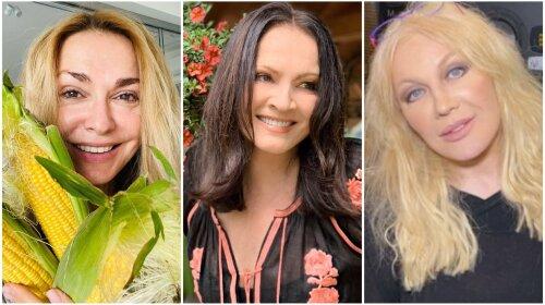 Когда нечего скрывать: Ротару, Сумская, Милявская и другие знаменитости 50+, которые не постеснялись показать себя такими, как есть