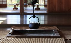 Interior in Japanese style