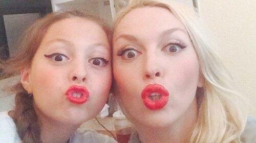 «Ти так на мене схожа»: Оля Полякова в день народження старшої дочки присвятила їй зворушливий пост