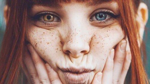 Люди з різнокольоровими очима