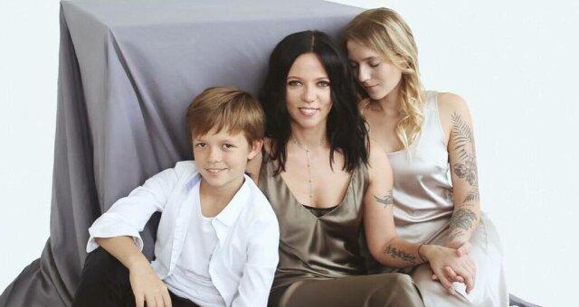 Ирина Горовая, Тарас Тополя, дети, семья, личная жизнь