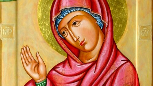 Молитва перед іконою Божої Матері «Цілителька»