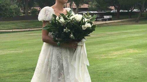 Топ-модель Бьянка Балти вышла замуж