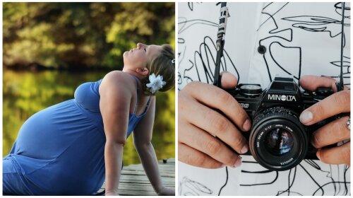 Почему беременным нельзя фотографироваться и показывать свои фото: ответила знахарка