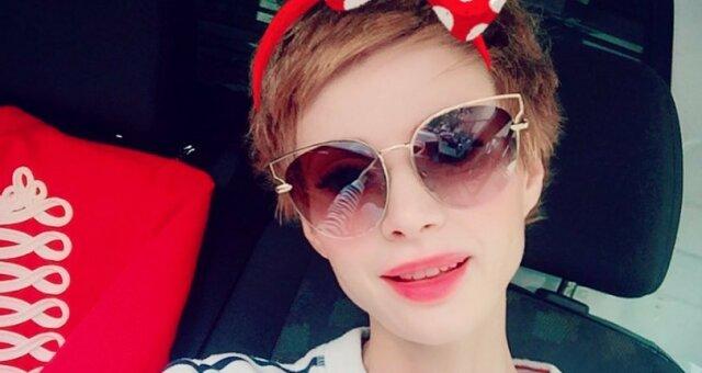 Елена-Кристина Лебедь — новая возлюбленная Павла Розенко