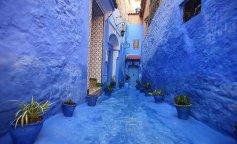 Шавер-голубой-город-в-Марокко