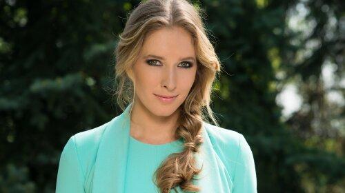 Катя Осадча приміряла образ запальної брюнетки: прихильники заявили, що їй йде
