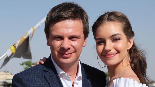 Олександра Кучеренко, дружина Комарова, фото, реакція шанувальників