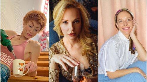 Катя Осадчая, Даша Трегубова, Елена-Кристина Лебедь и другие украинские звезды показали свои лучшие домашние образы