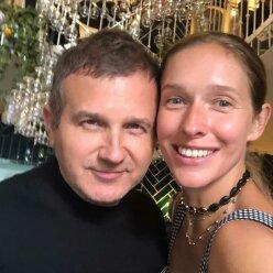 Катя Осадчая показала своего любимого Горбунова: фотофакт