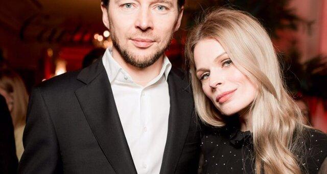 Ольга Фреймут поделилась снимком с мужем Владимиром Локотко
