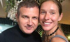 Юрий Горбунов признался, что они с Катей Осадчей планируют еще одного ребенка