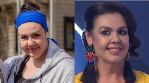 Тоді і зараз: як виглядає Олена Гребенюк після схуднення