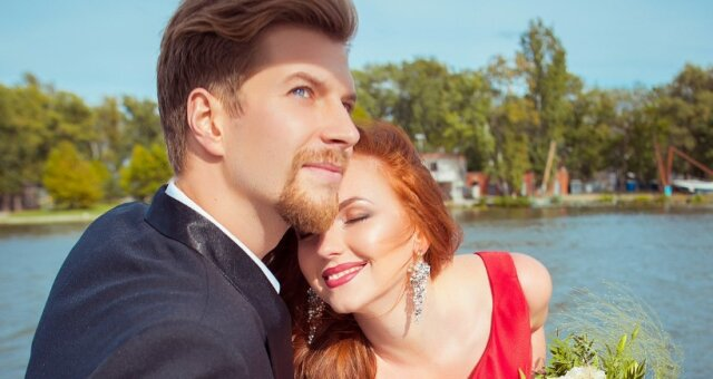 Актер, Алексей Хильский, отношения с женой