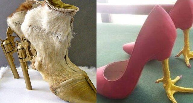 Самая странная обувь