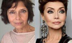 Женщины до и после макияжа: невообразимое преображение