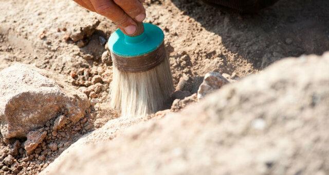 В Украине обнаружили захоронения эпохи энеолита