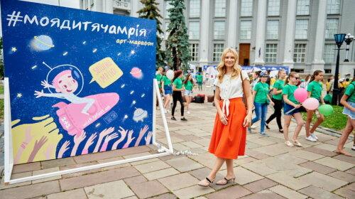 Украинские звезды посетили масштабный арт-марафон в Киеве