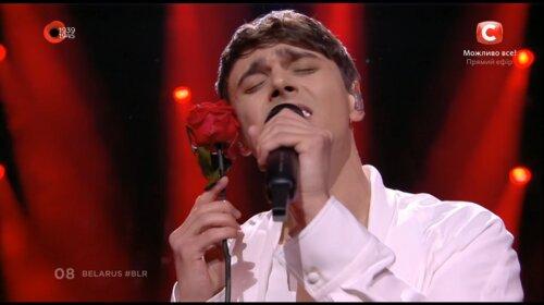 Евровидение 2018: ведущая подшутила над ALEKSEEV и его трясущимися руками