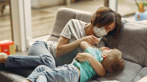Карантин для дітей: Уляна Супрун розповіла, як заохотити дитину носити маску