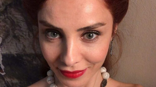 """Растет копией красавицы-мамы: жена султана из """"Великолепного века"""" показала 4-летнюю дочь"""