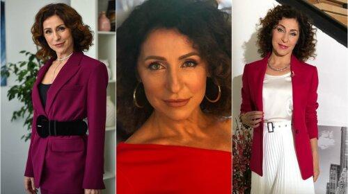Ведуча Надія Матвєєва показала, як носити модні об'ємні жакети: Топ-3 стильних образів на кожен день (фото)