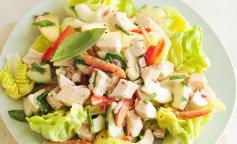 Самые доступные и лучшие рецепты салатов: 12 за 20 минут