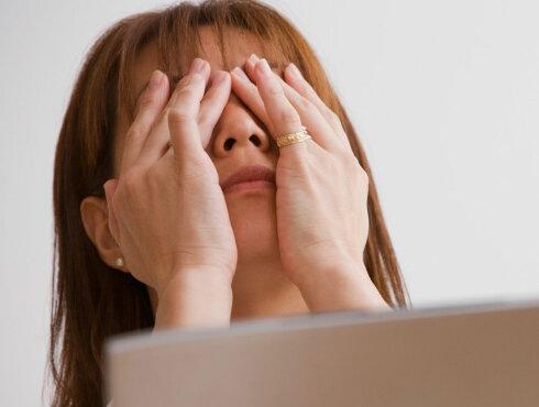 Медики назвали пять первых признаков уставших глаз