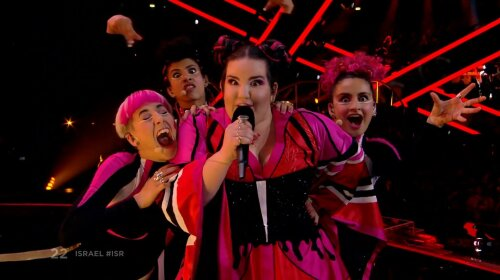 Как выступила победительница конкурса Нетти Барзилай в полуфинале и финале Евровидения 2018