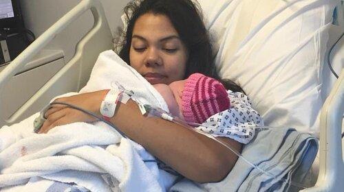 Девушка в 18 лет нашла через Facebook донора, чтобы забеременеть