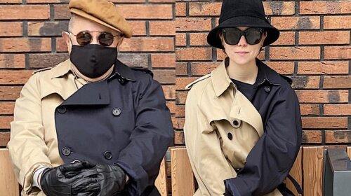 Надели плащи и сделали семейное фото: Евгений Петросян вступился за молодую жену – ради Брухуновой готов на все