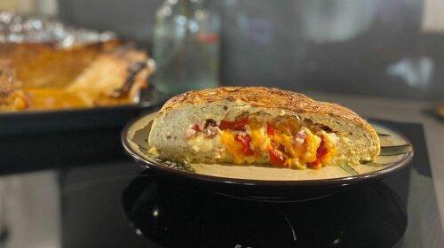 Відмінний рецепт рулету з курячого фаршу-дуже смачне дієтичне блюдо для всієї родини (фото)