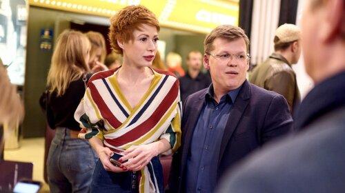 Елена-Кристина Лебедь и экс-министр Розенко стали участниками эксперимента