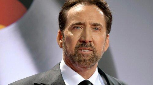 актор, Ніколас Кейдж, одружився вп'яте