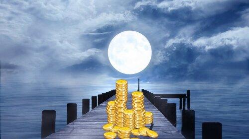 ритуал для залучення грошей в повню
