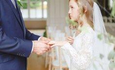 В Иране мужчина женился на маленькой девочке (ФОТО)