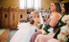 Nursing bride