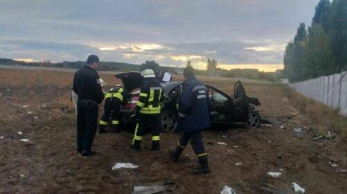 У ДТП під Києвом загинув маленький хлопчик: сидів на руках у водія