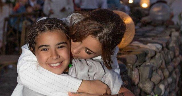 дочь Ани Лорак, 9-летняя София, внешность, Мурат Начладжиоглу