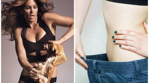 Как худеют Синди Кроуфорд и Деми Мур: врач прокомментировала популярную звездную диету