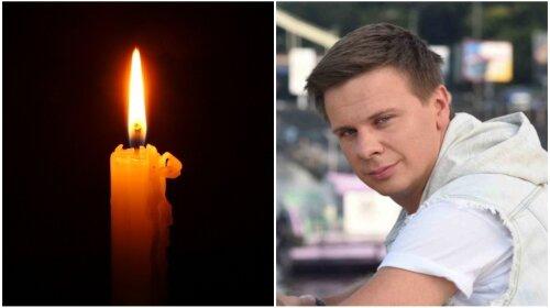 Дмитрий Комаров, смерть друга, авиакатастрофа, трагедия