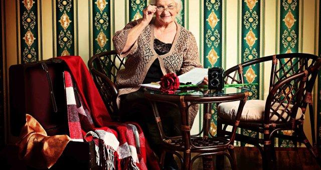 бабушка, письмо бабушки, письмо