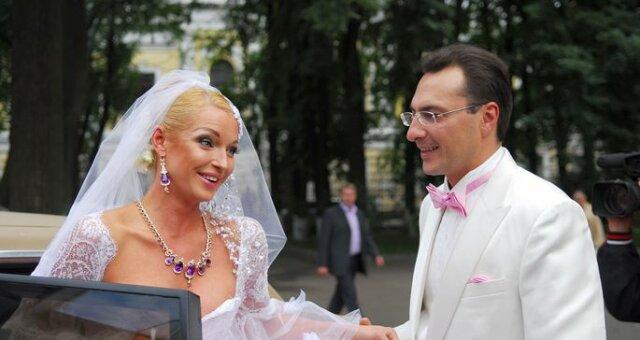 Анастасия Волочкова. Игорь Вдовин